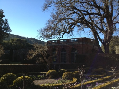Another view of the orangery.